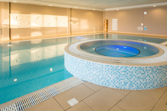 Accessible Q Hotel Nottingham pool