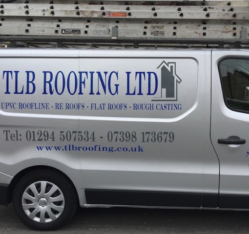 TLB Roofing of Irvine, Ayrshire