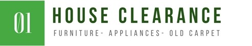 house clearance banner