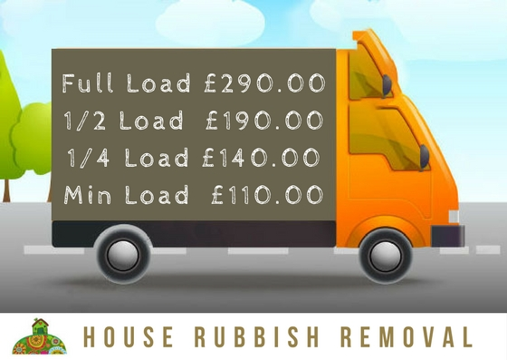 House Rubbish Removal Services