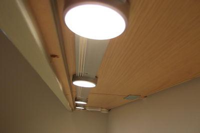 adjustable under unit lightrack