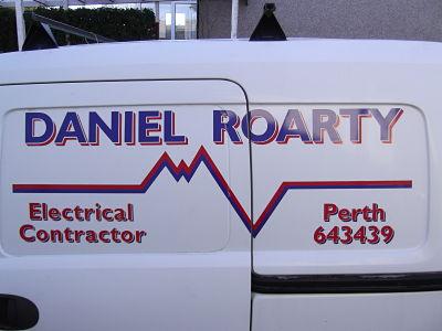 Daniel Roarty Electricians Va