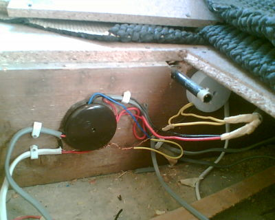 Bad DIY electrical joints