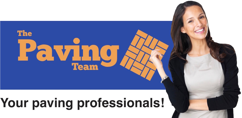 The Paving Team logo