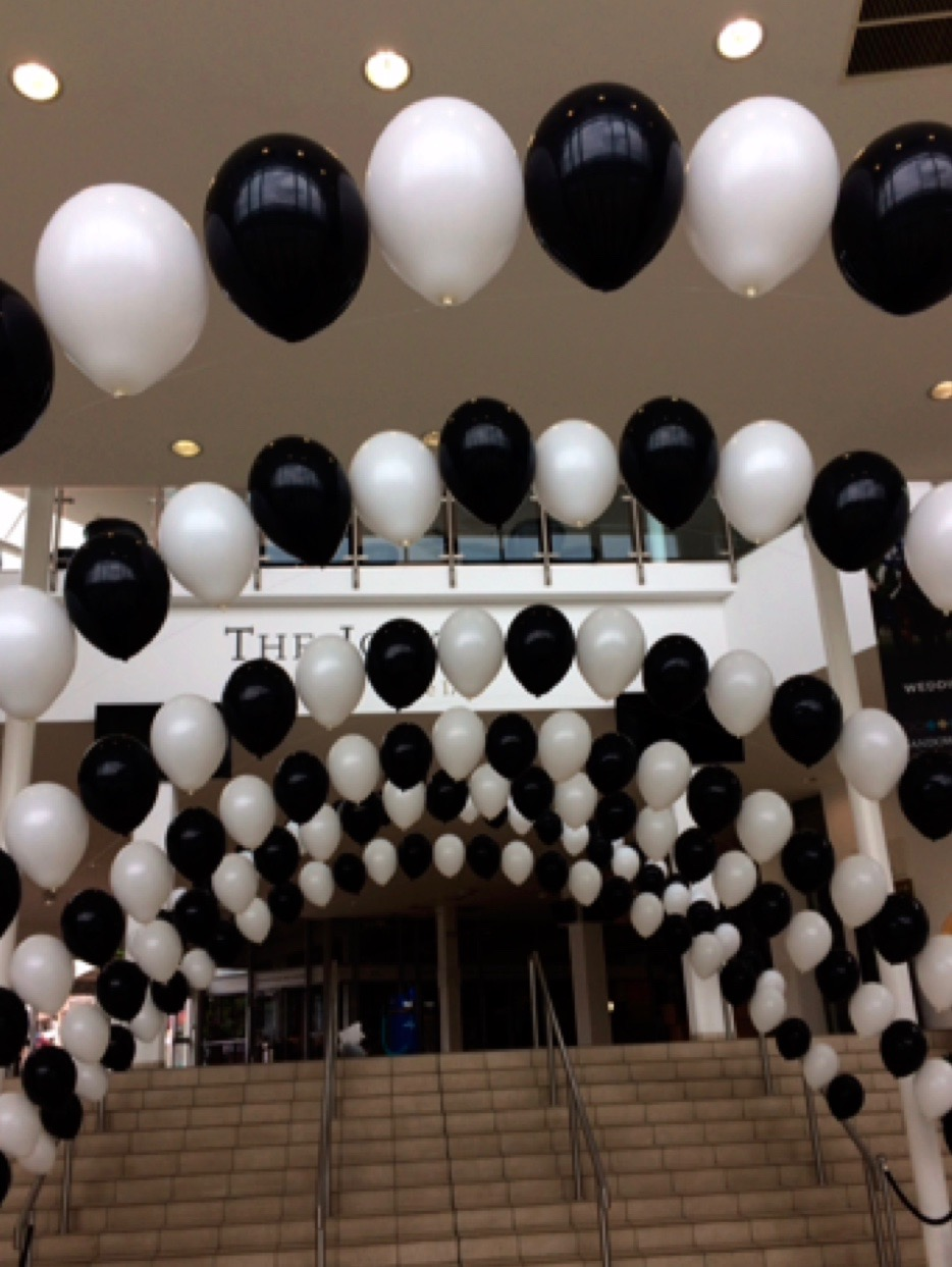 Balloons for corporate events London