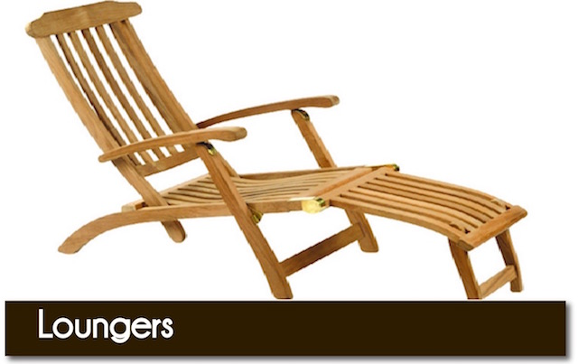 Quality loungers from Surrey Hills Country Gardens of Cranleigh.
