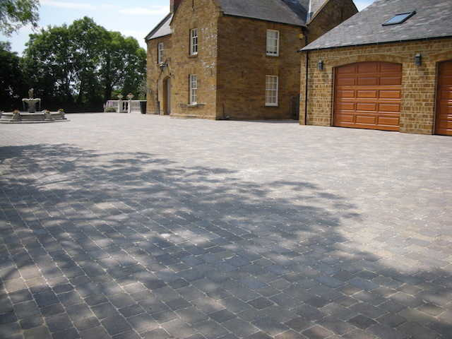New driveways, Newcastle Upon Tyne and Gateshead