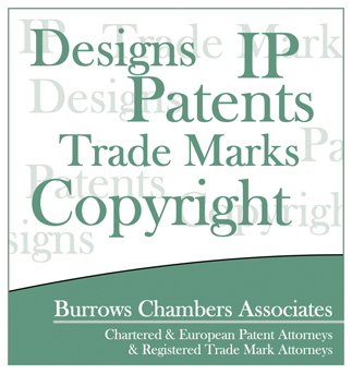 Burrows Chambers Associates Logo.  Click for more information on IP.