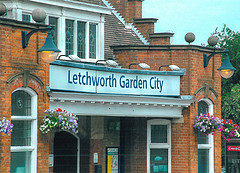 Letchworth Station