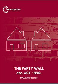 Party Wall explained