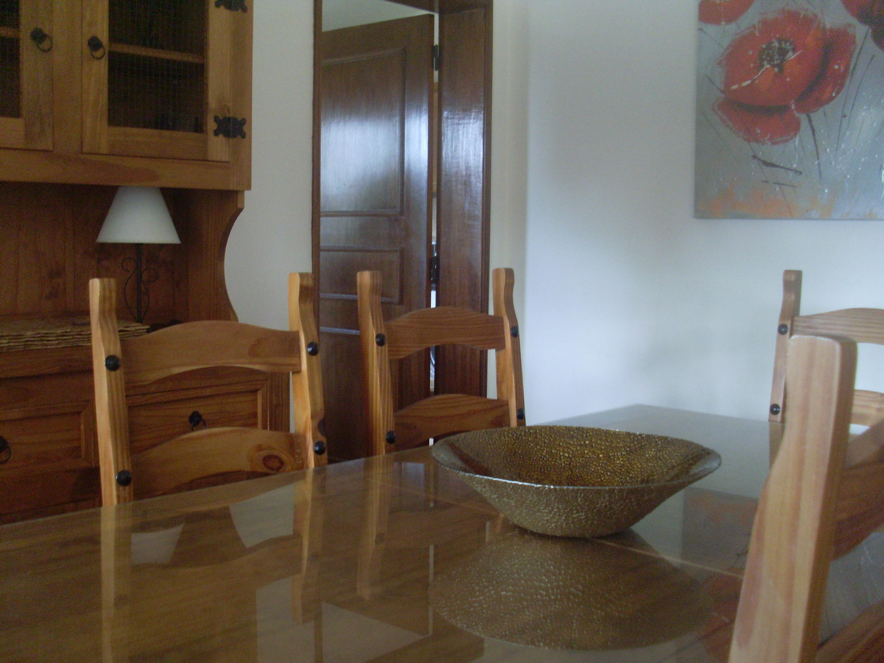 Villa Algarve Dining