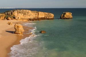 Algarve Beach Near Casa Palmeira