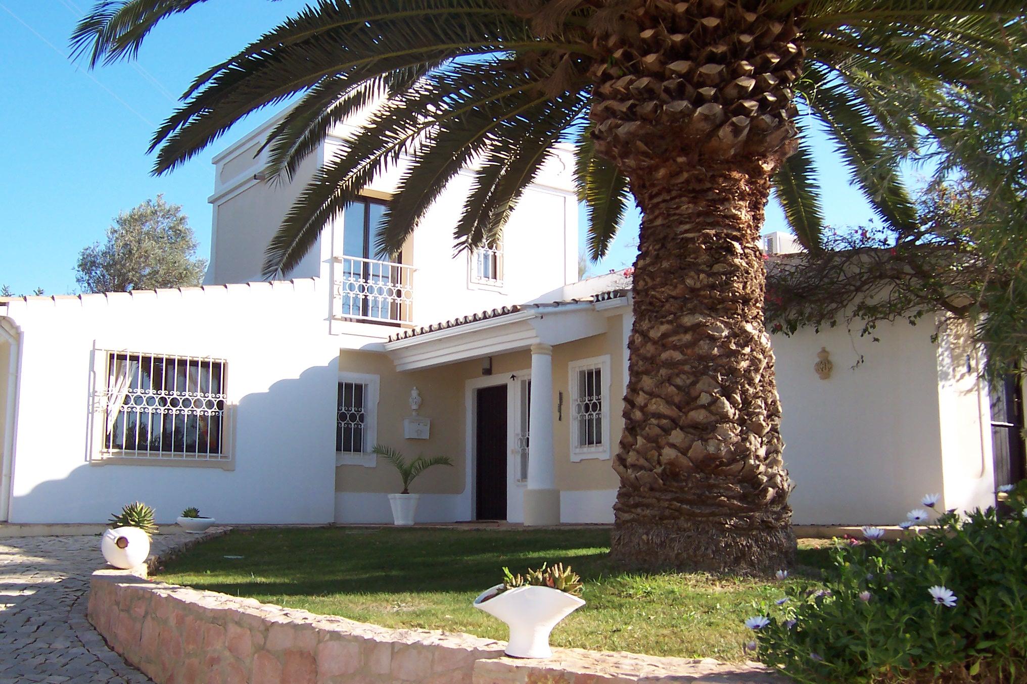 Algarve Villa Front