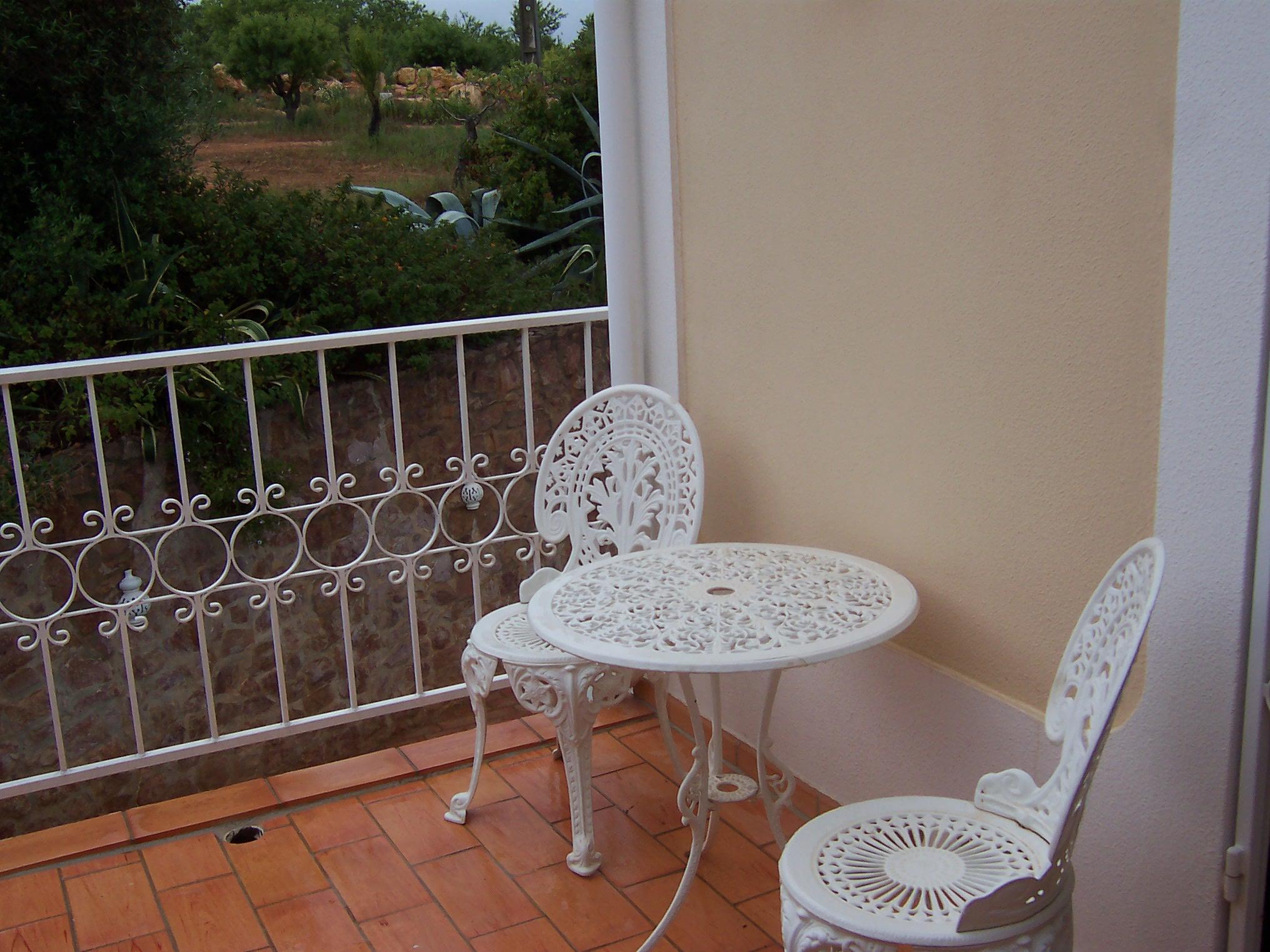 Villa Algarve Annexe Terrace