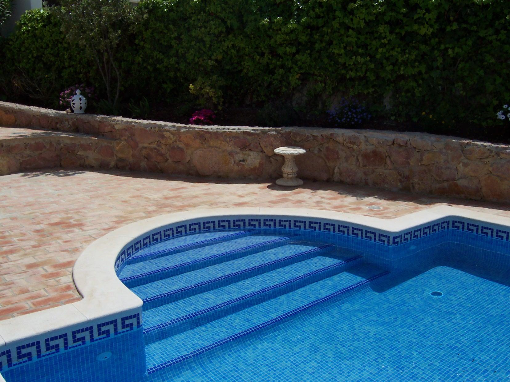 Casa Palmeira Roman Steps
