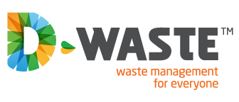 D-waste logo