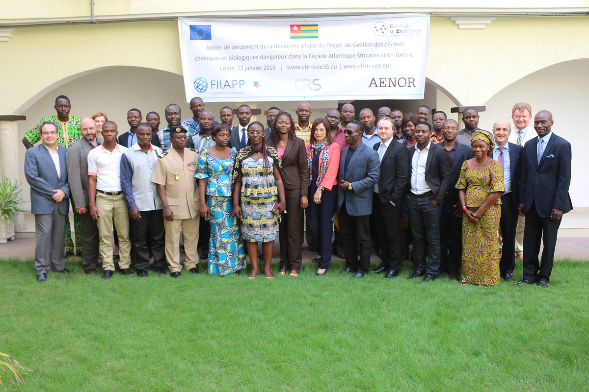 EU project working in Togo