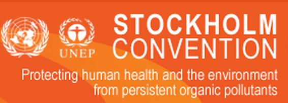 Logos UNEP STOCKHOLM CONVENTION