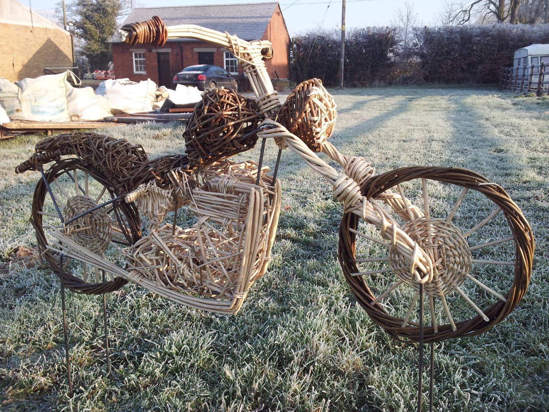 Willow Motorbike
