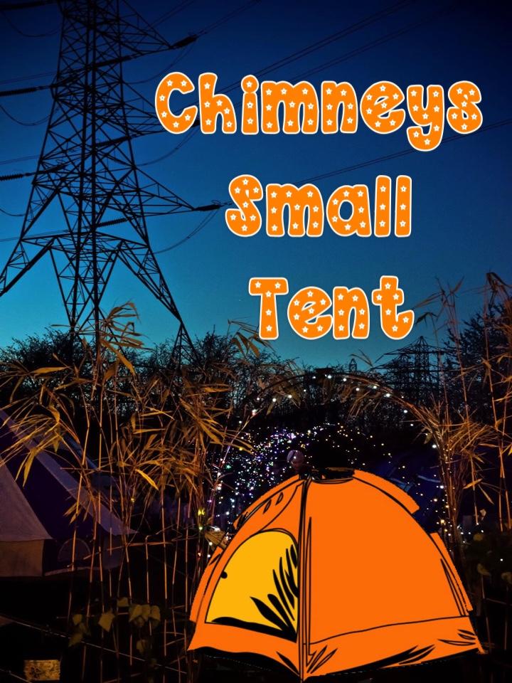 Chimneys Small Tent
