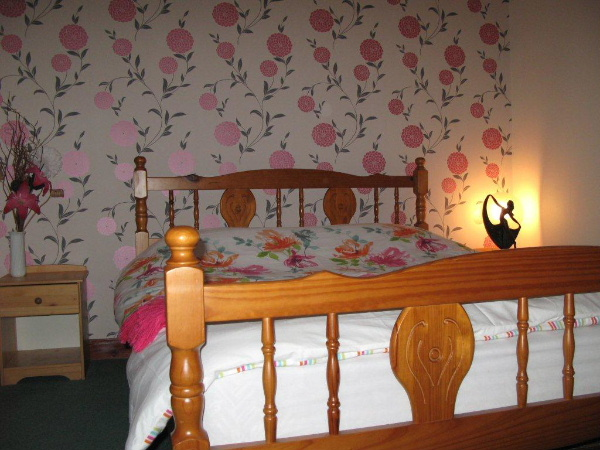 Comfortable accommodation at Grovewood House bed and breakfast, Kirkbean, Scotland