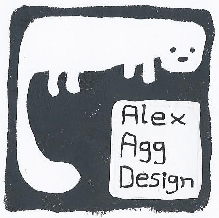 Alex Agd Design Logo