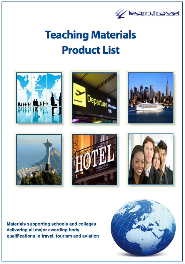 Teaching Materials Product List