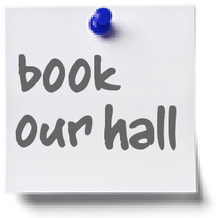 Book Crocketford Village Hall