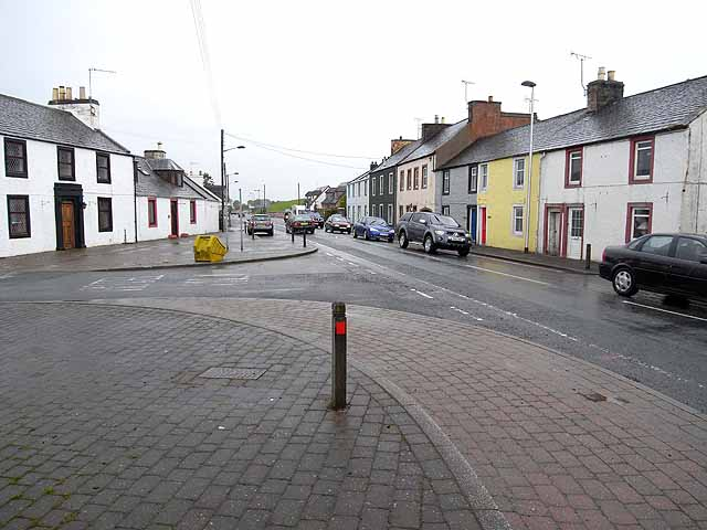 Main Street, Crocketford