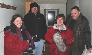 BBC Scotland at Newhouse, Crocketford
