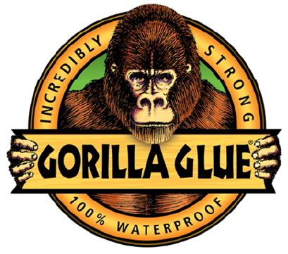 Just Wood Ayr stocks Gorilla Glue