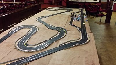 24ft x 9ft Catalunya circuit