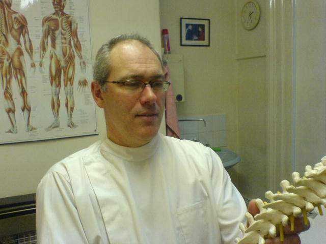 Robert Hopkins Osteopath Spalding