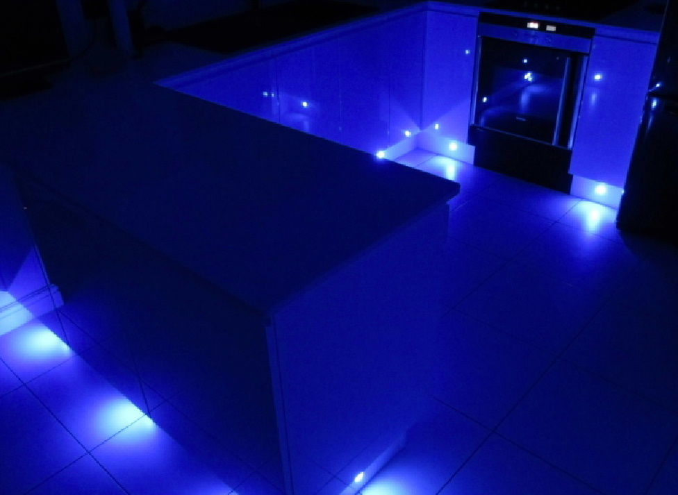 LED lighting for the home