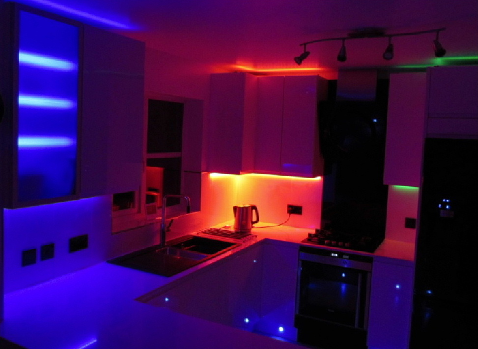 kitchen LED lighting
