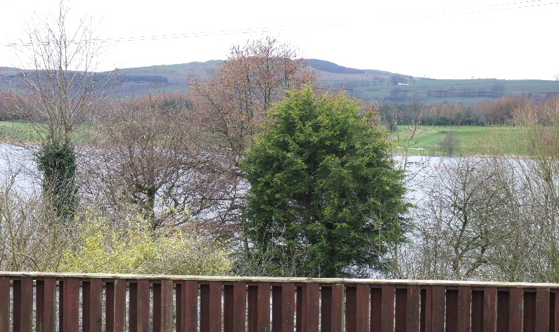 Loch views from The Crown