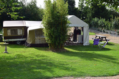 Greenwoods Campsite Glamping