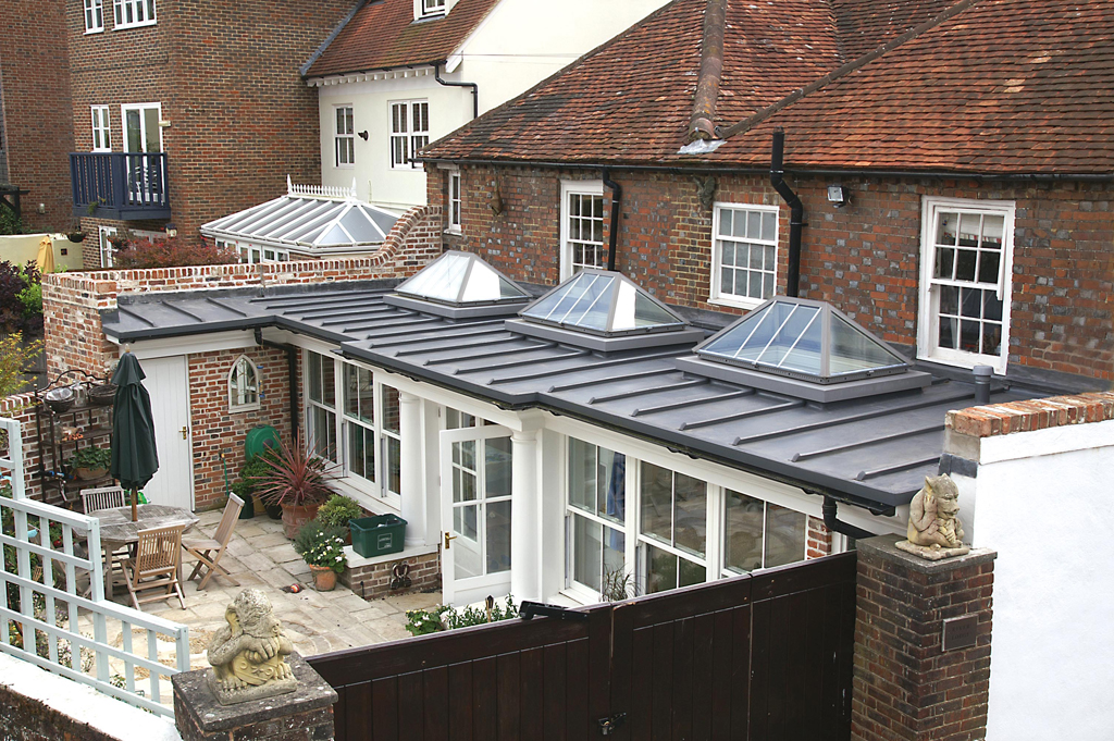 Glass Roofing Solutions Fibre-glass Roofing Solutions