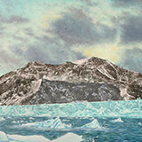 Painting of Icebergs