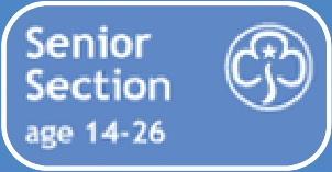 Senior Section Girlguiding Dumfriesshire