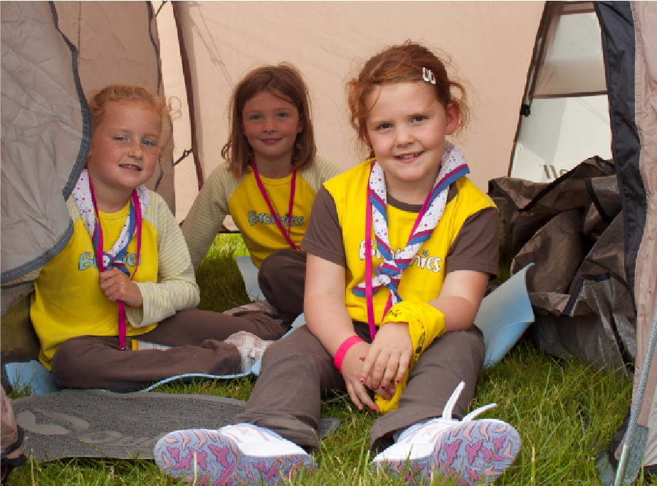 Brownies Upper Nithsdale