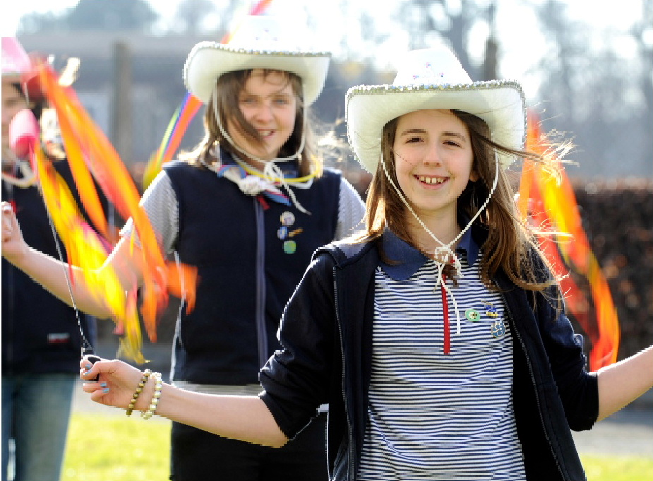 Girlguiding events