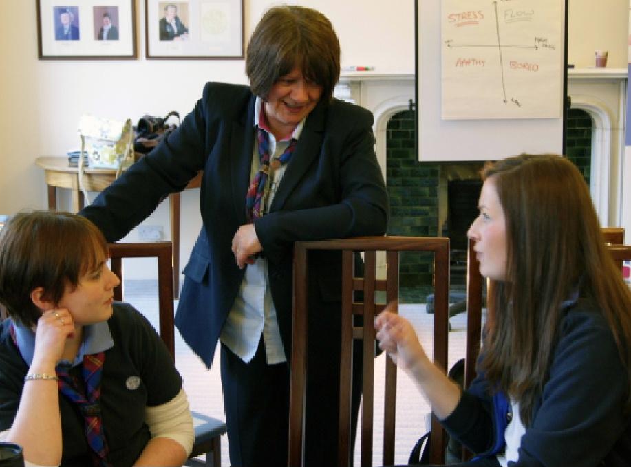 Girlguiding Dumfriesshire Adult Volunteers