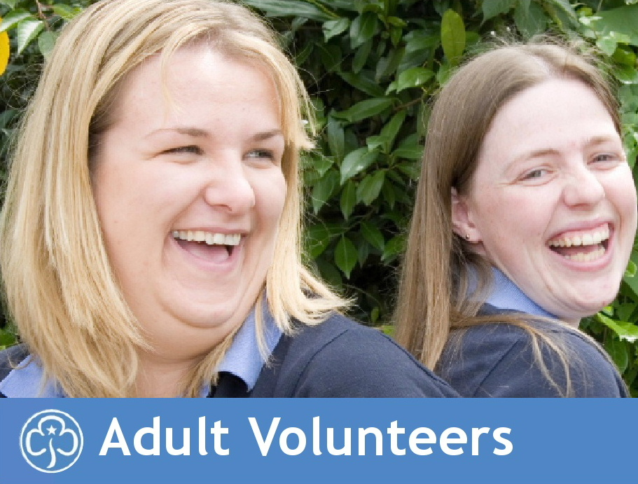 Girlguiding Adult Volunteers
