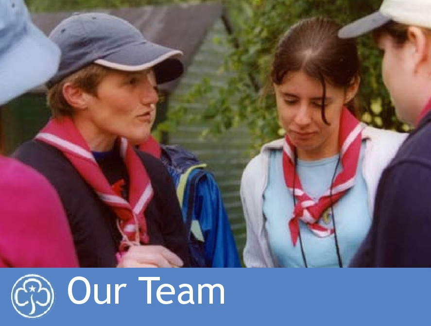 Contact Girlguiding Dumfriesshire