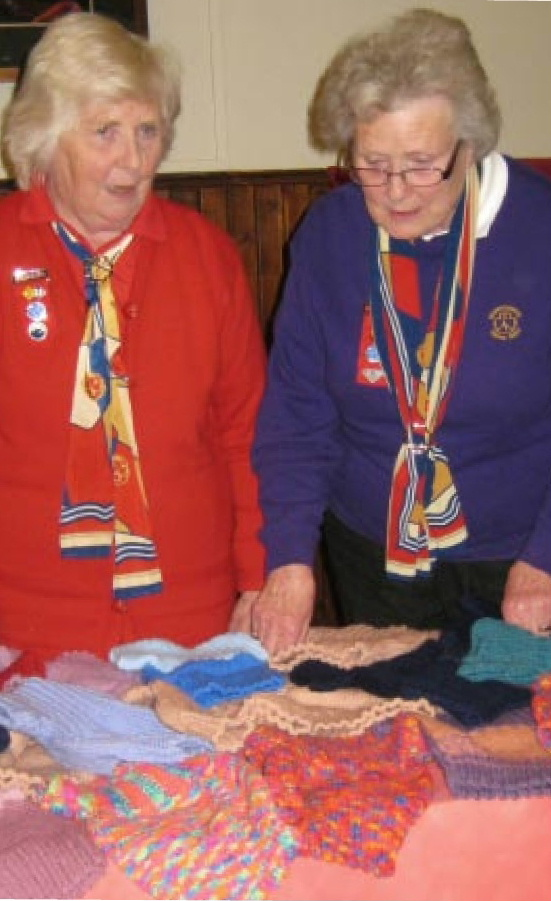 Girlguiding Dumfriesshire Leaders