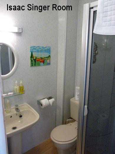 Isaac Singer Bathroom
