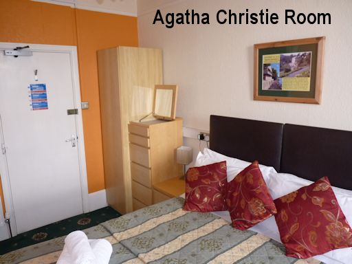 Agatha Christie Bedroom