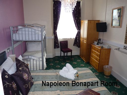 Napoleon Bonaparte Family Room
