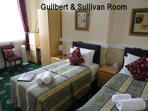 Guilbert and Sullivan Room